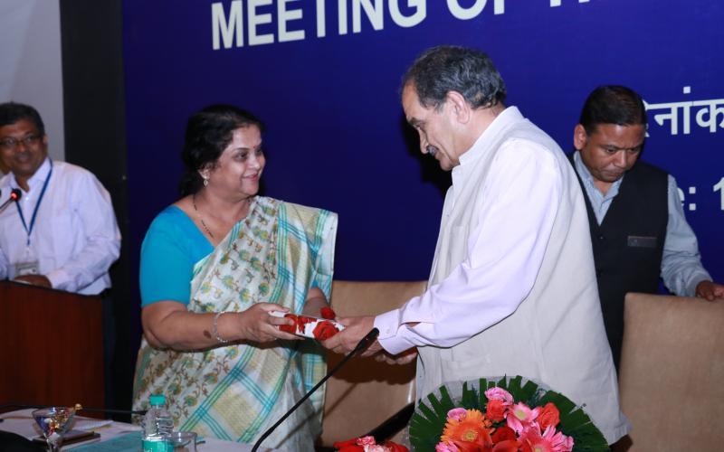 Meeting of Hindi Advisory Committee